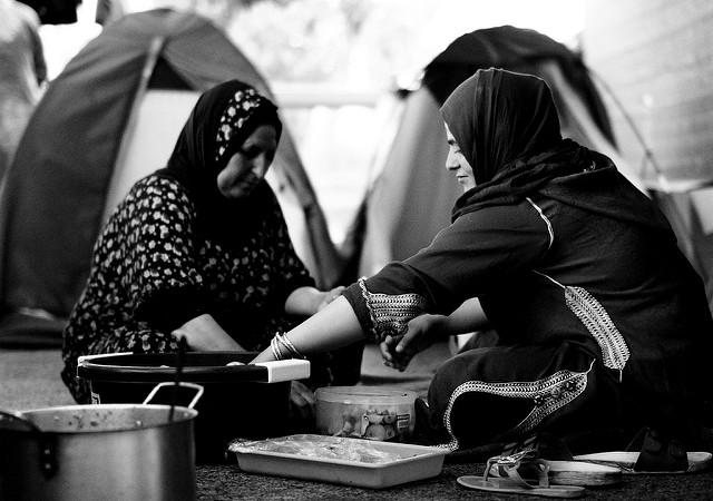 Kadın Mültecilerin Yaşadıkları Sorunlar