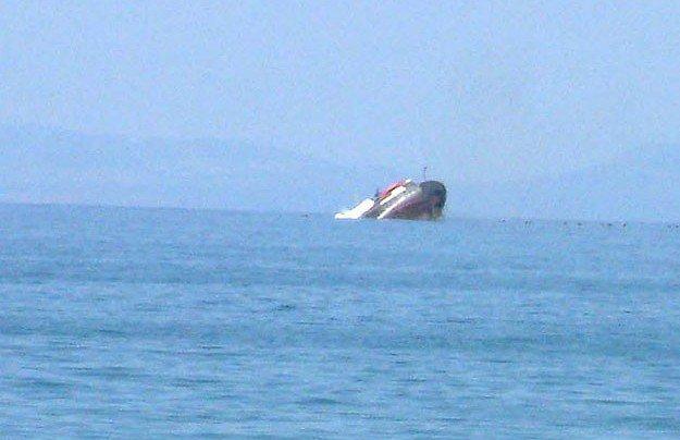 Akdeniz'de 700 Kişilik Göçmen Teknesi Battı