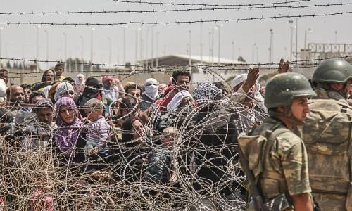 Mültecinin Adı Var, Hakları Yok