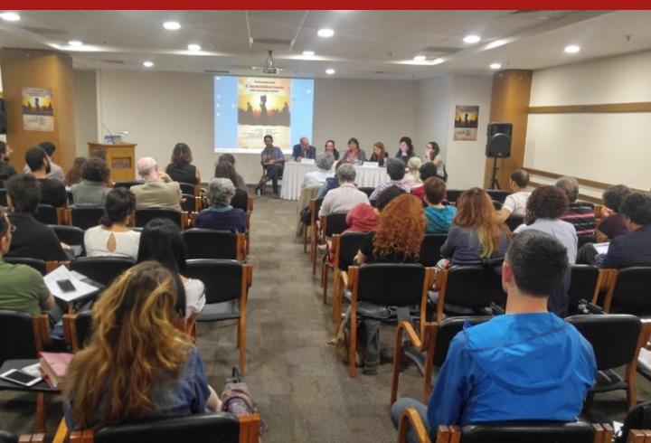 """II. Alan Kurdî Mülteci Çalıştayı"""" İzmir'de gerçekleştirildi"""