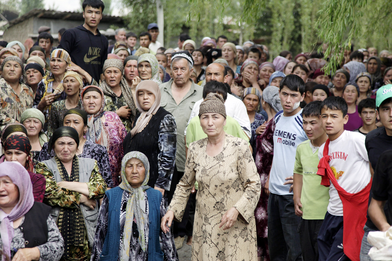 Uzbek Refugees