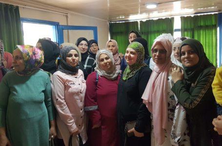 Mülteci Kadınlar Şiddetle Mücadele Etmenin Yollarını Arıyor