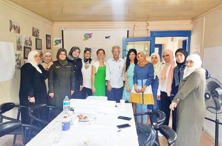 Haklarını Öğrenen Mülteci Kadınlar Daha Güçlü