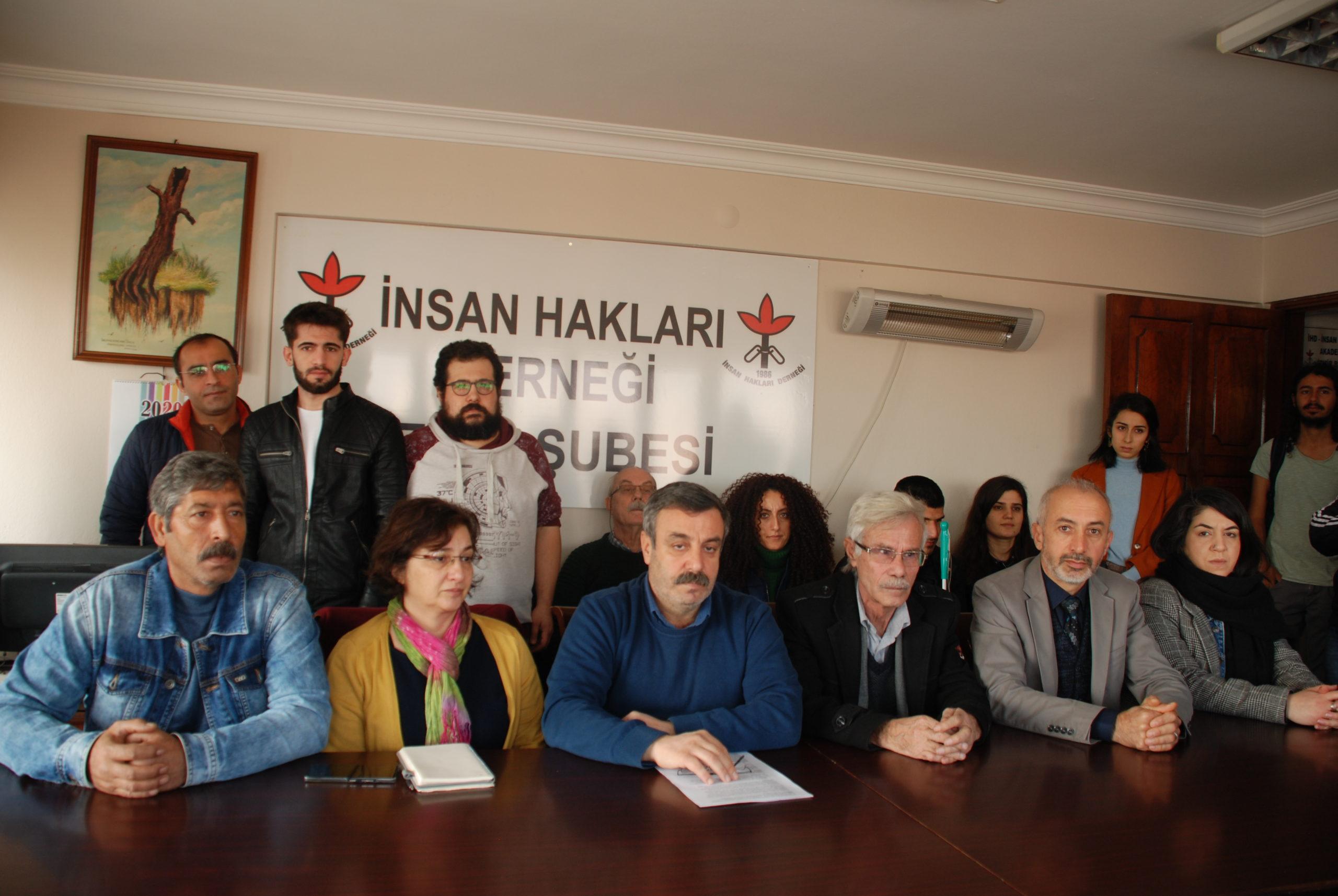 Mülteciler İçin 'İltica Hakkı ve Statü' Çağrısı!